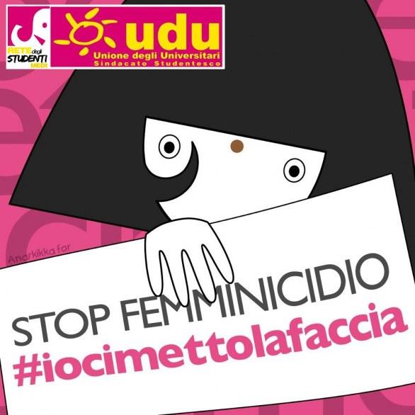 Campagna pubblicitaria contro il femminicidio