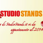 Il blog di StudioStands.it vi da appuntamento al 2014