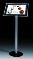 Colonnina informativa retroilluminata con LED