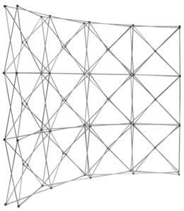 Fondale grafico Pop-Up Wall struttura portante