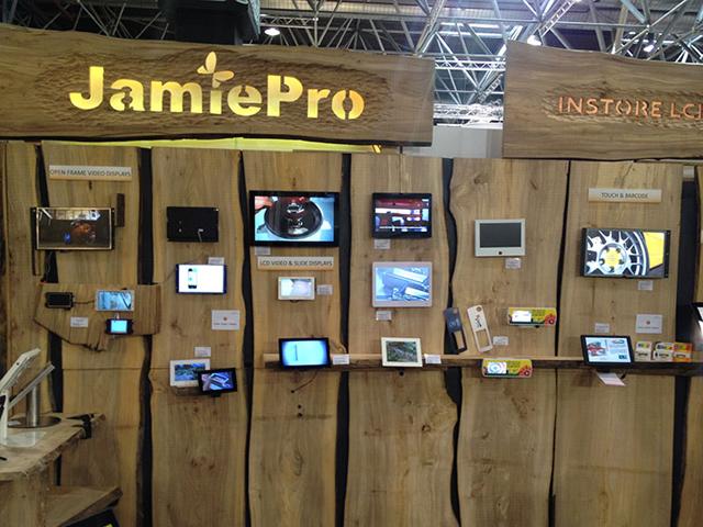 Tablet e cornici interattive