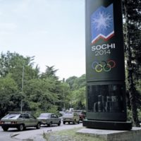 Totem Olimpiadi invernali Sochi 2014