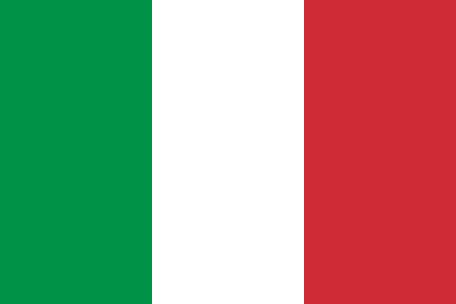 Bandiera tricolore italiano