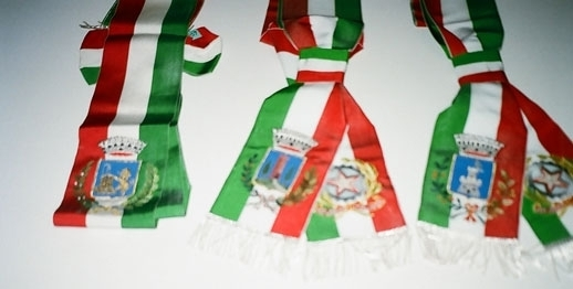 Coccarde tricolore italiano