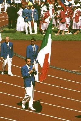 Portabandiera italia