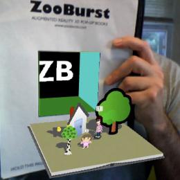 Digital Pop-Up, libro 3D