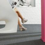 Pavimentazioni per stand: l'intramontabile Moquette
