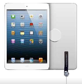 Sistema antitaccheggio Superclou per tablet