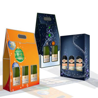 Packaging natalizio