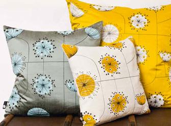 Custom fabric print