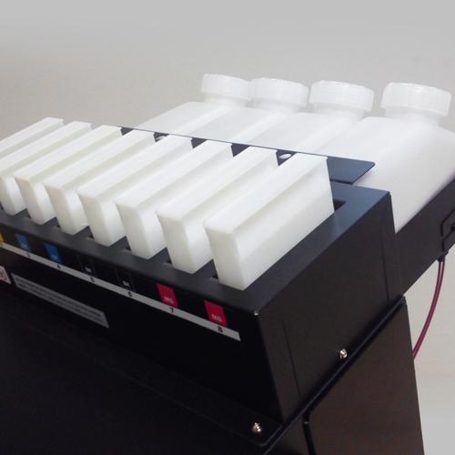 Sistema feeder sublimatico