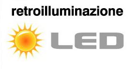 Retroilluminazione LED