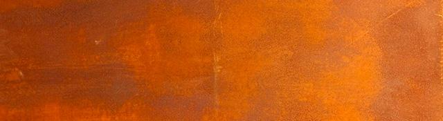 dettaglio acciaio corten