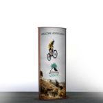 novità: Totem pubblicitari in acciaio CorTen
