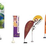 Bandiere Pubblicitarie, quali scegliere per la tua comunicazione