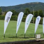 L'importanza della resistenza al vento per Bandiere e Totem