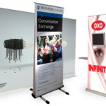 Roll-up banner display, cosa sono e come utilizzarli