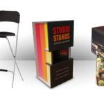 Sedute – Funzionalità e comunicazione visiva