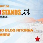 Il Blog va in vacanza ma non le Promozioni