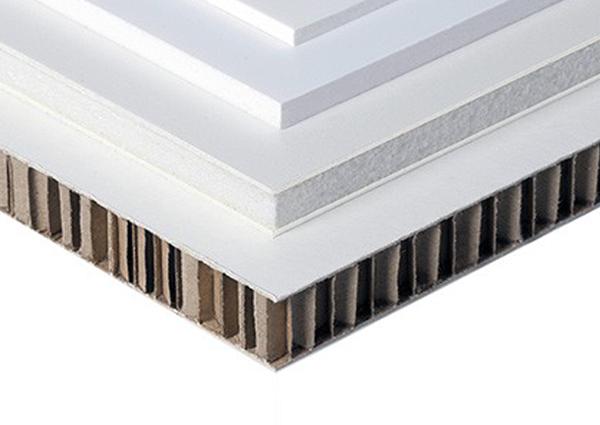 Stampa digitale su pannelli rigidi