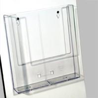 Tascha portadepliant in plexiglass