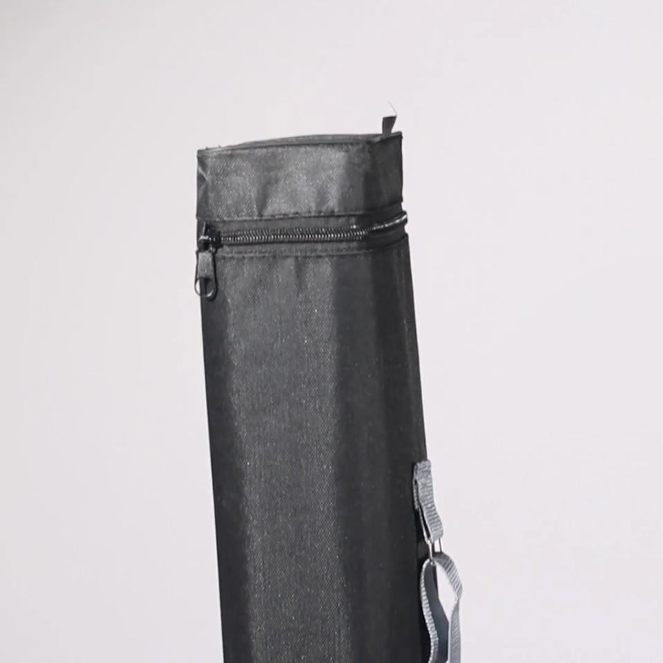 borsa di trasporto per roll-up in ABS