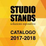 È arrivato il nuovo catalogo 2017-2018 delle soluzioni espositive