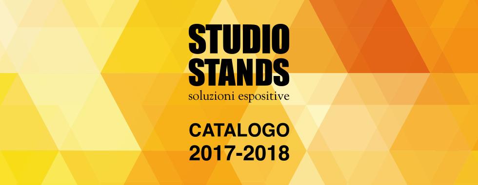 nuovo catalogo 2017-2018 soluzioni espositive