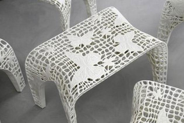 Stampa 3D di elementi di arredo