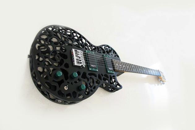 Chitarra stampata in 3D