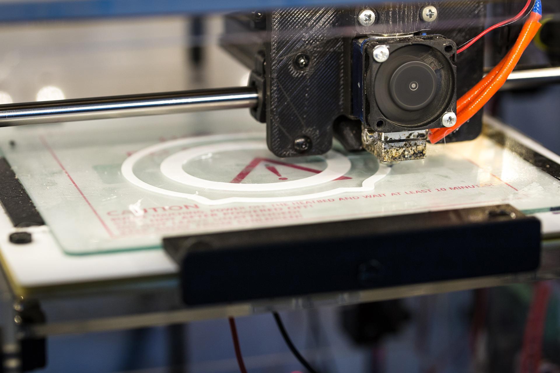 Stampante per la stampa 3D