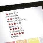 L'importanza delle recensioni online per l'acquisto tramite e-commerce
