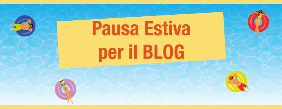 Il blog va in pausa