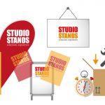 Espositori per fiere, eventi, showroom e punti vendita
