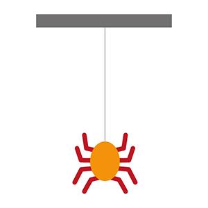 icona appendimento a soffitto