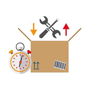 icona montaggio/smontaggio/trasporto