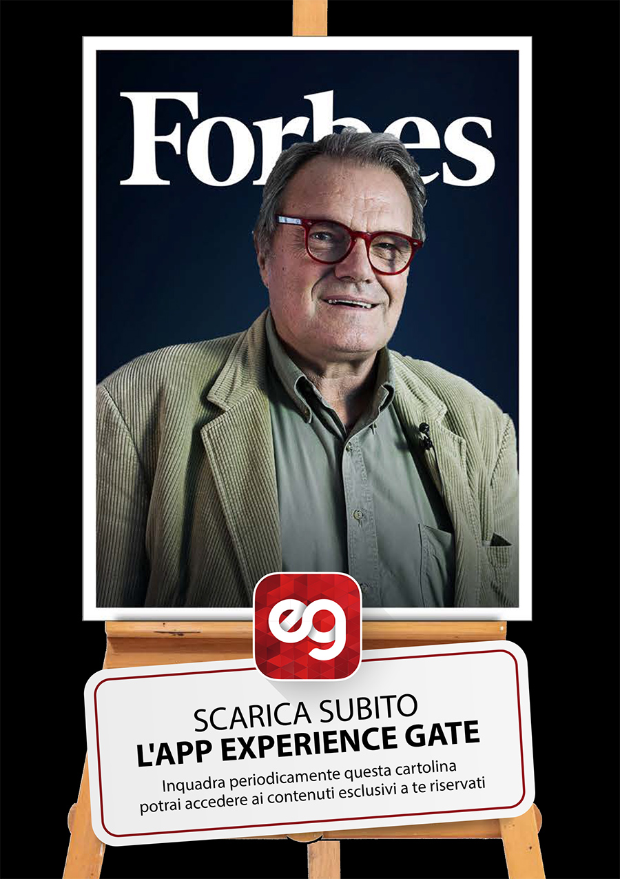 Realtà aumentata Experience Gate per Forbes