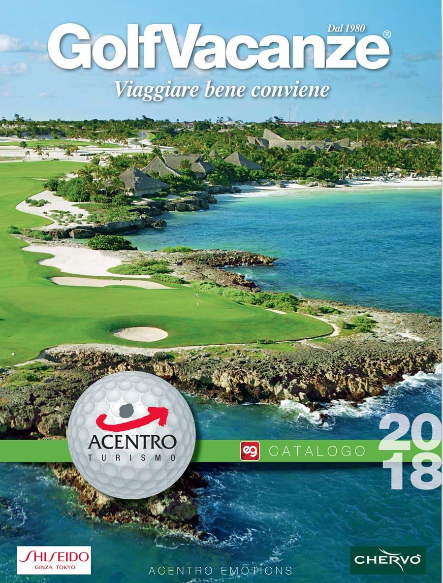 Realtà aumentata Experience Gate per Golf Vacanze