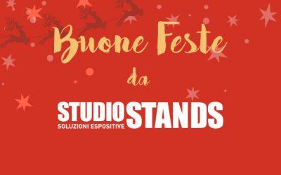 Buone Feste da Studio Stands