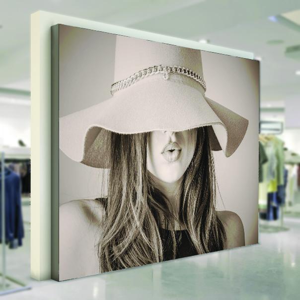Textile Frame Lux: punto vendita