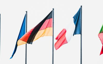 Stampa tessile digitale - Bandiere istituzionali
