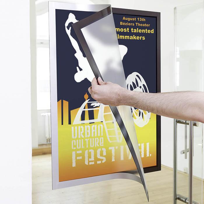 Porta poster Duraframe