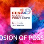 FESPA 2019 – TRIONFO DEL SOFT SIGNAGE CON STAMPA TESSUTO & RETROILLUMINAZIONE LED