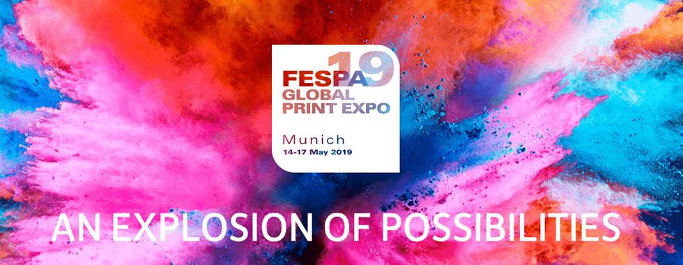 Fespa 2019 - Global Print Expo 2019