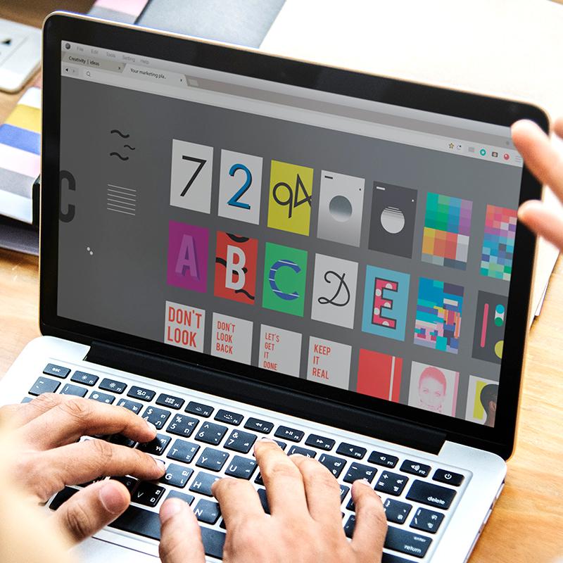 Tool progettazione grafica per retail