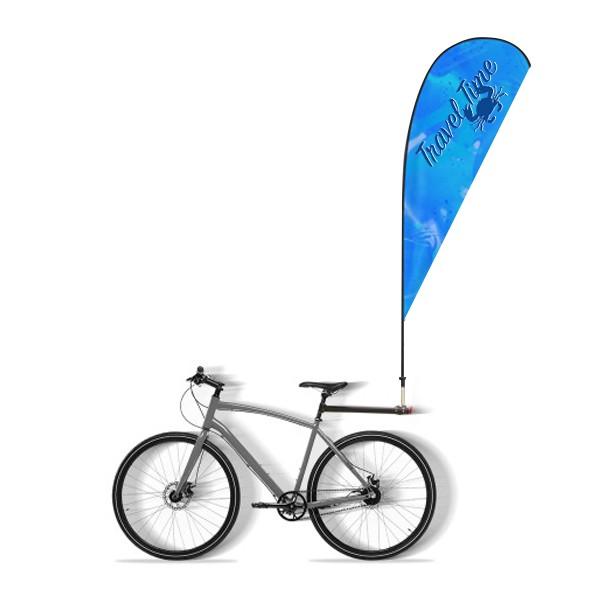 Bandiera per bicicletta
