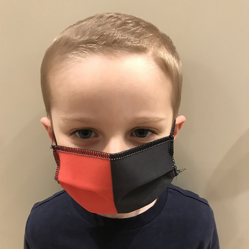 Mascherina per bambini