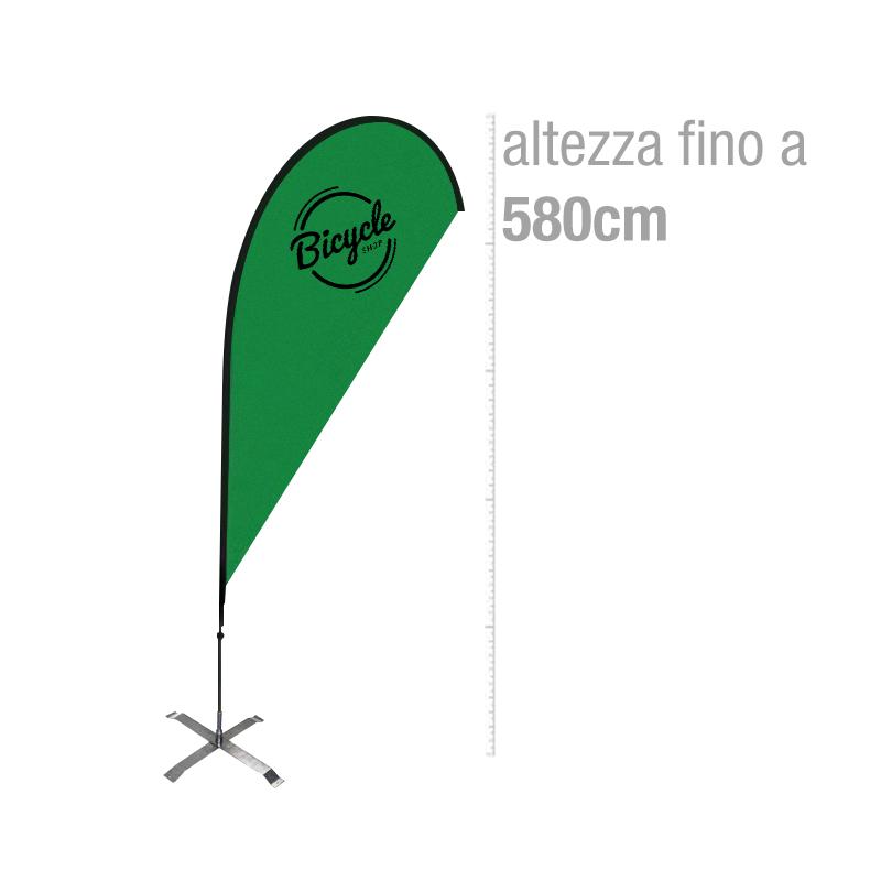Bandiera Goccia Super
