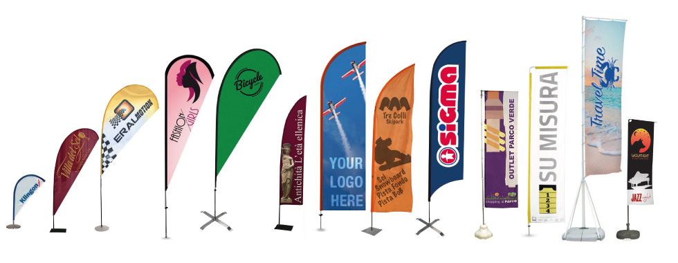 Guida alle bandiere pubblicitarie