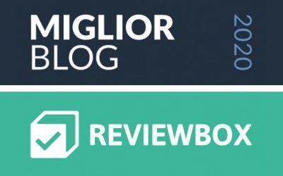 miglior blog 2020